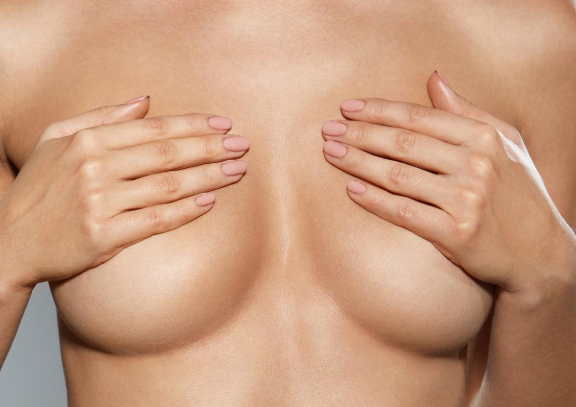 Operación de reconstrucción de mamas