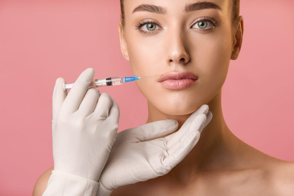 Ácido hialurónico propiedad aumento labios
